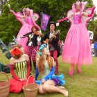 Summer Fairy Fair, lovely flower fairies!