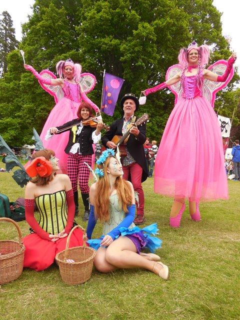 Summer Fairy Fair, lovely flower fairies!